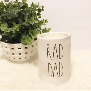 "NEW Rae Dunn "" Rad Dad"" scented candle"
